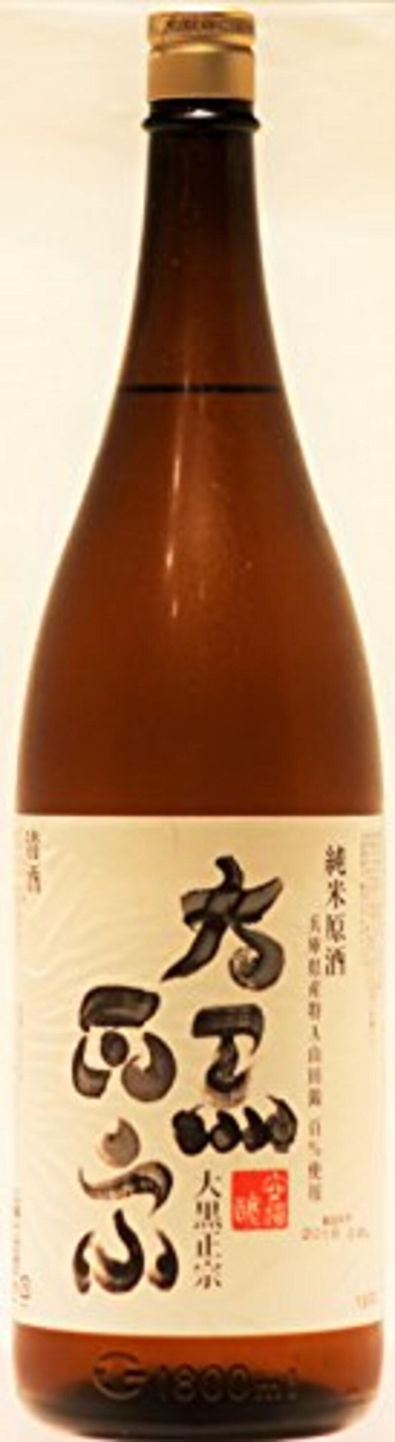 大黒正宗 純米原酒 1800ml