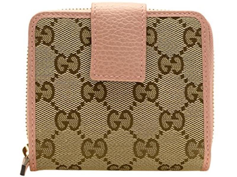 GUCCI(グッチ),二つ折り財布  GG,346056