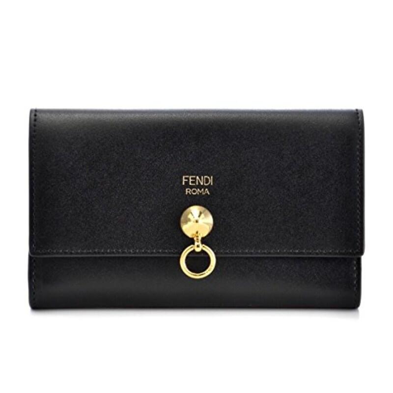 FENDI(フェンディ),バイザウェイ ミディアム二つ折り財布