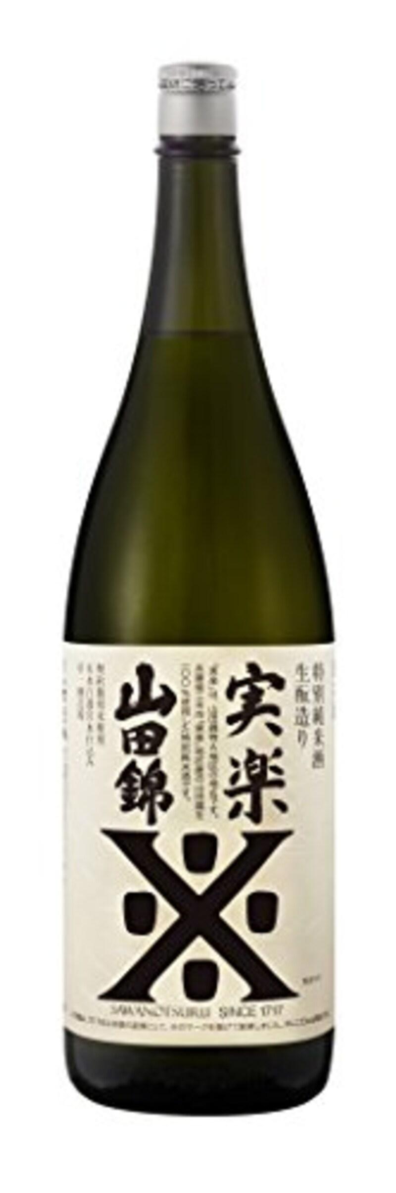 沢の鶴 特別純米酒 実楽山田錦 1800ml