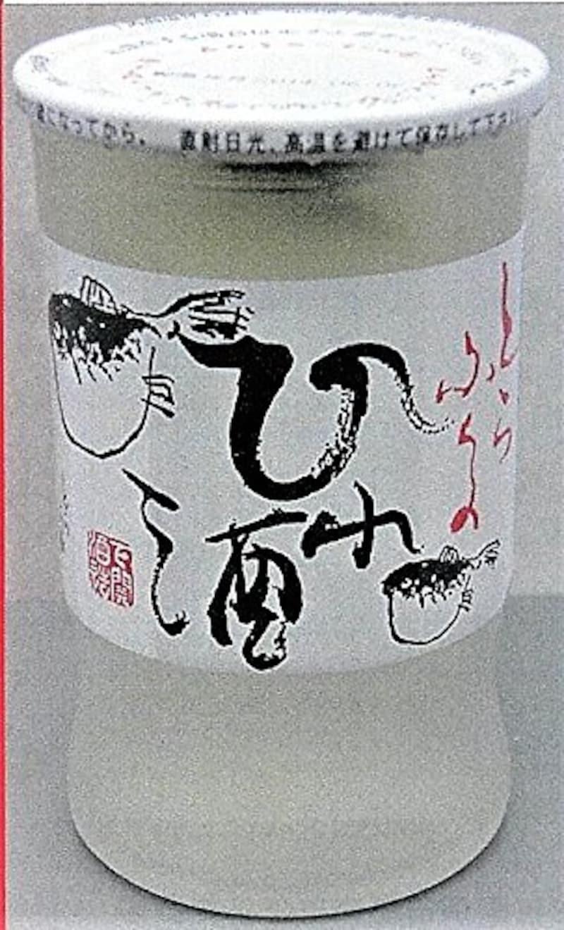 ふくのひれ酒 180ml