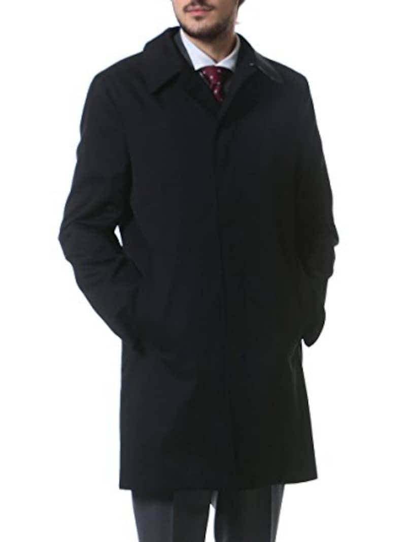 (アクアスキュータム ロンドン) Aquascutum LONDON ライナー付き 無地 ステンカラー コート [【AQBROADGATEBOL7】] [並行輸入品]