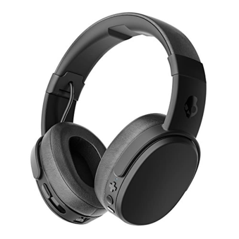 Skullcandy ,ワイヤレスヘッドホン Bluetooth対応 ,A6CRW-K591