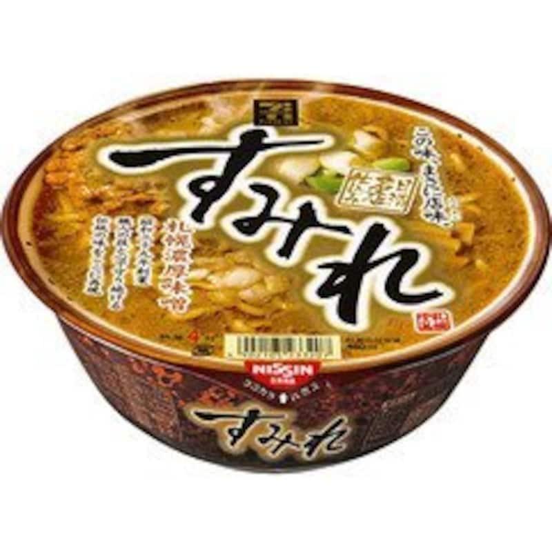 日清食品,すみれ 札幌濃厚味噌