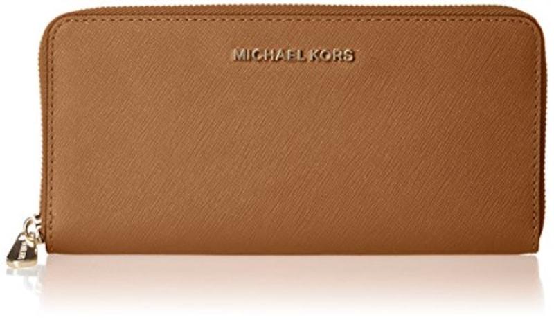 マイケルコース ラウンド財布  32S3GTVE3L 230LUGGAGE ラージ
