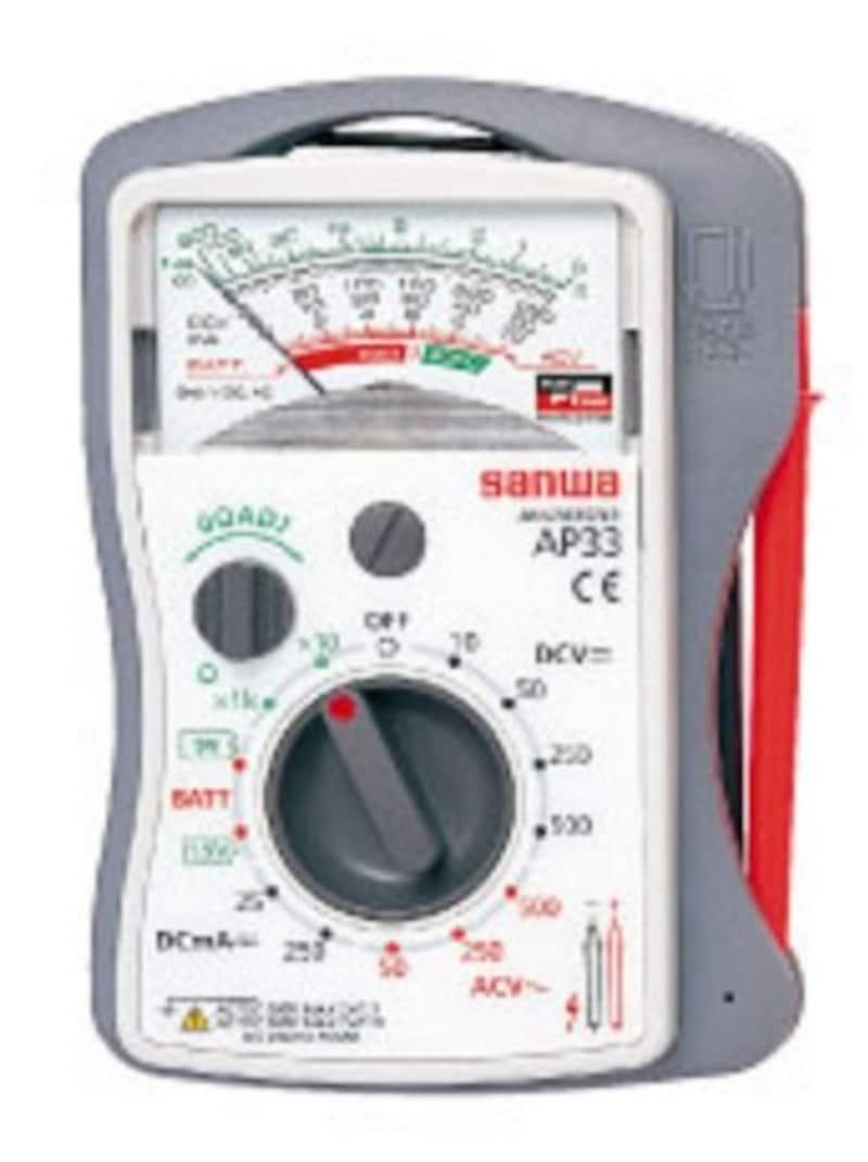 三和電気計器,Sanwa アナログマルチテスター,AP-33
