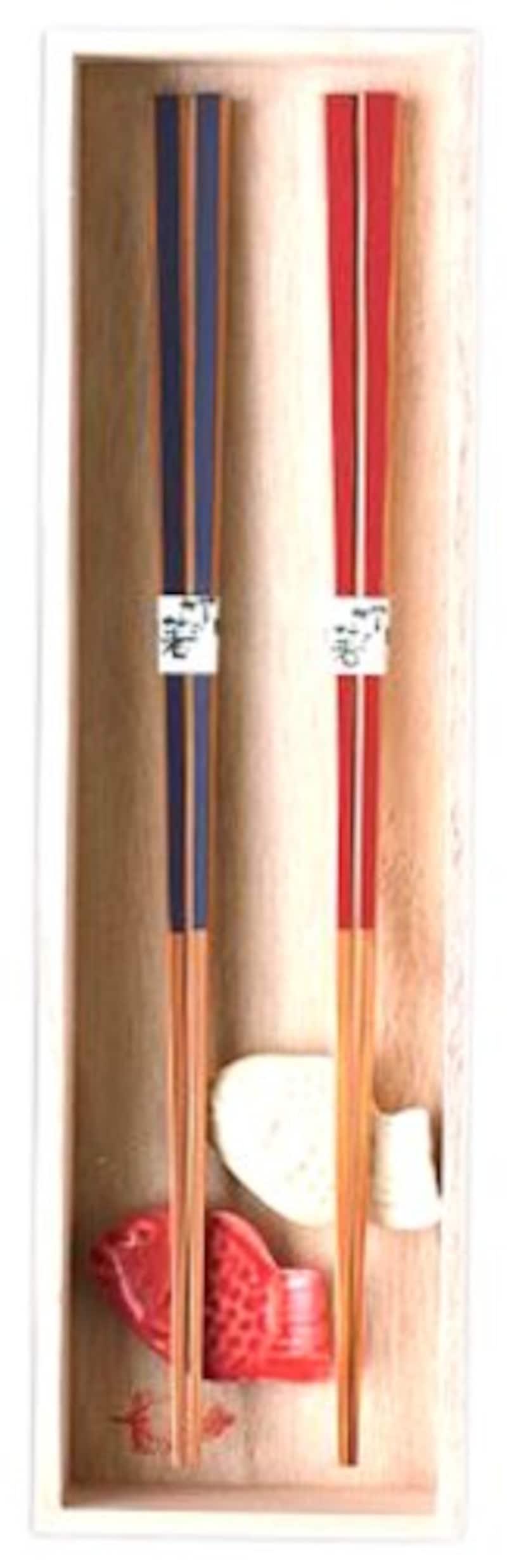 西海陶器,西海陶器 箸のハコ (めで鯛) 42272