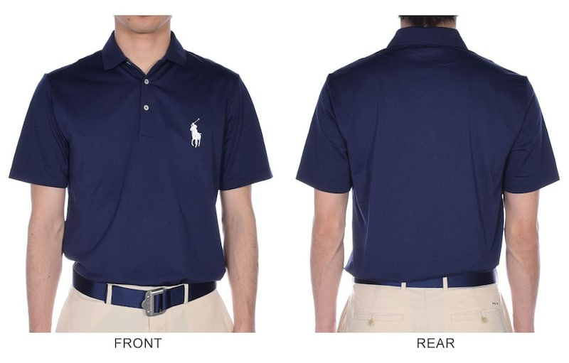 ポロゴルフ ラルフローレン ゴルフウェア メンズウェア 半袖ポロシャツ