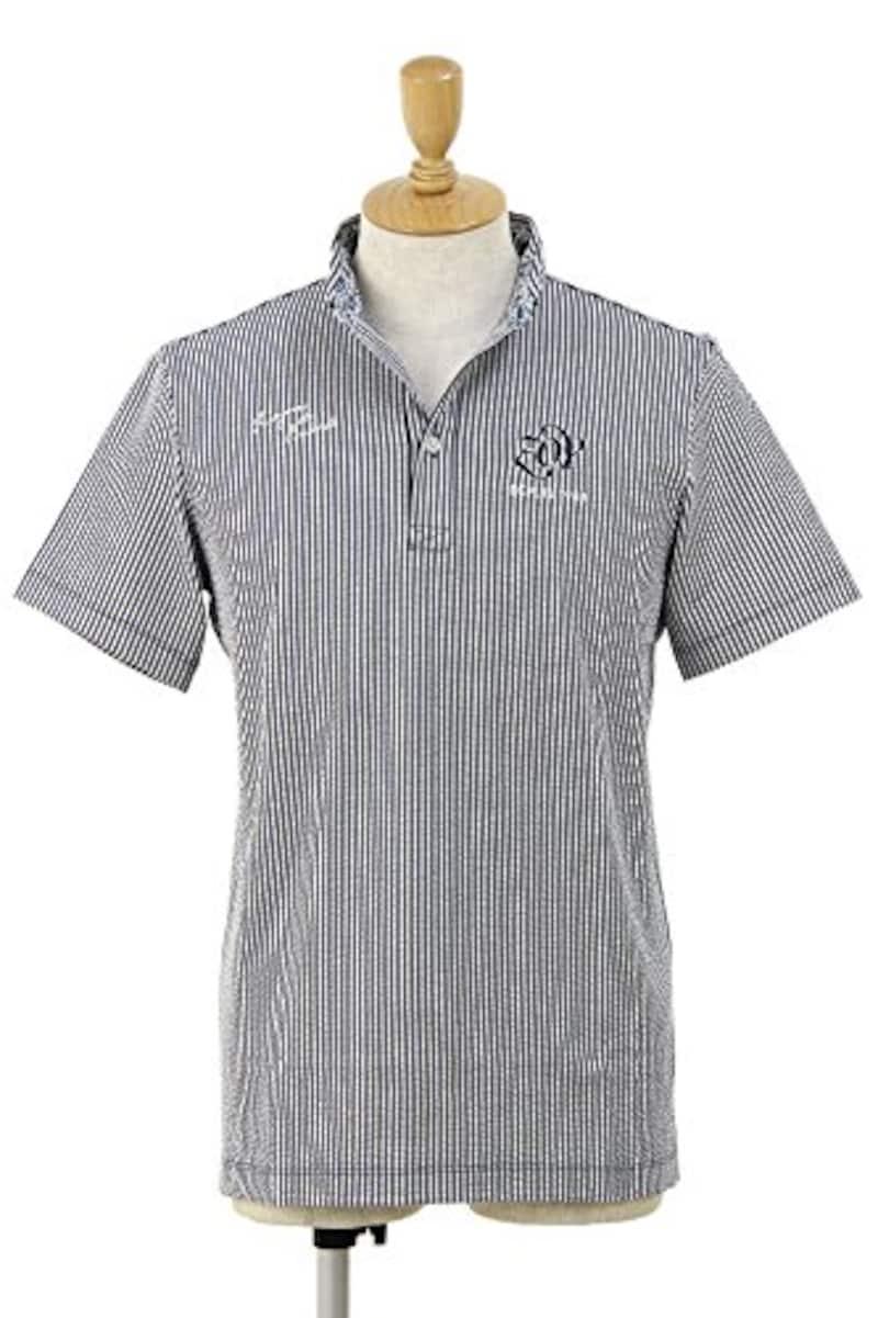 半袖ボタンダウンポロシャツ メンズ ゾーイ ZOY ゴルフウェア M(1001) ネイビー(0084) 71719035