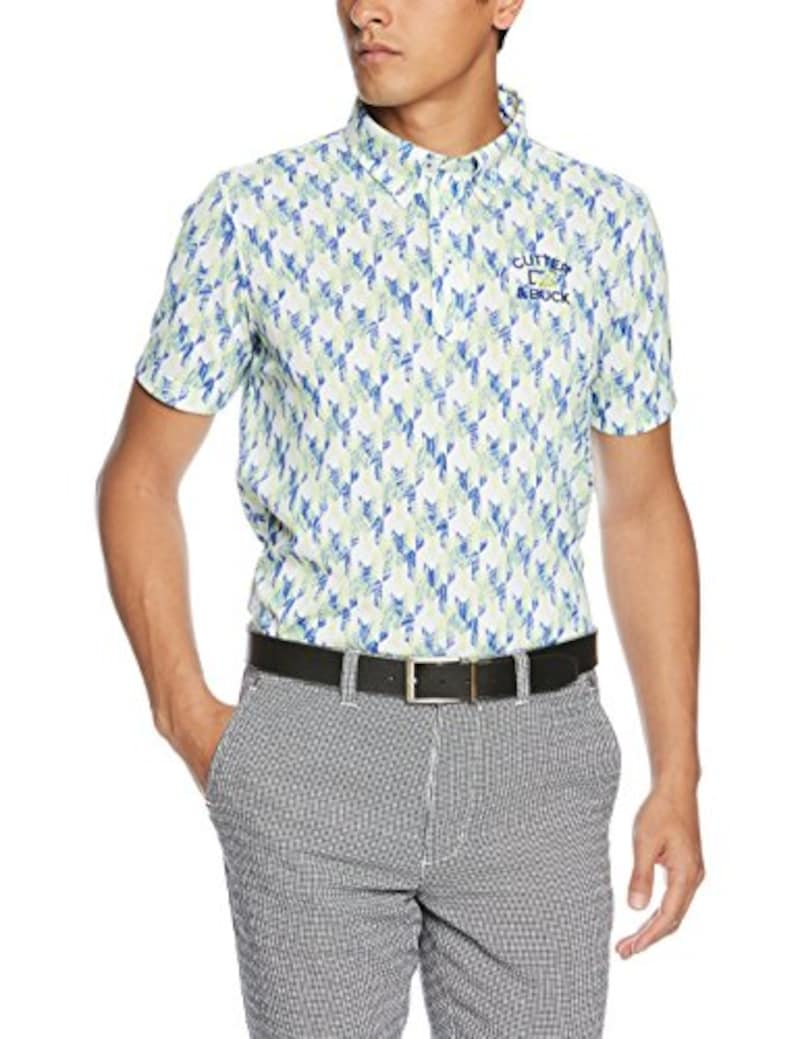 CUTTER & BUCK(カッターアンドバック) 半袖シャツ