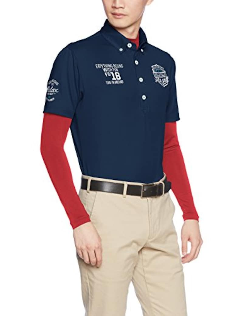 FILA GOLF(フィラ ゴルフ) 半袖シャツ