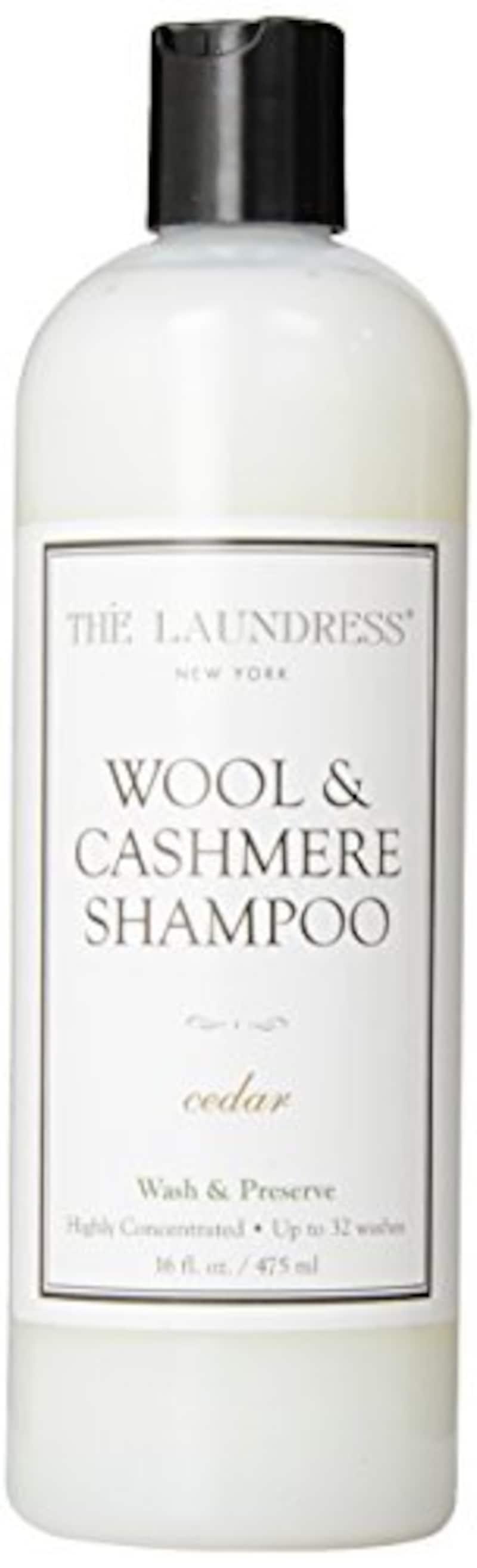 THE LAUNDRESS(ザ・ランドレス),  ウールカシミアシャンプー cedarの香り475ml
