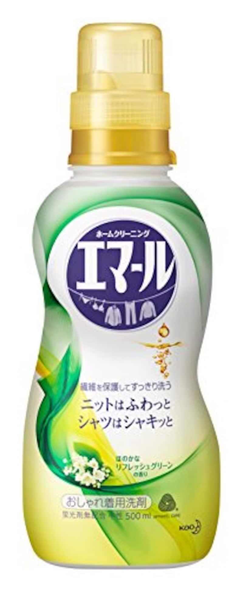 エマール おしゃれ着用 リフレッシュグリーンの香り 本体 500ml