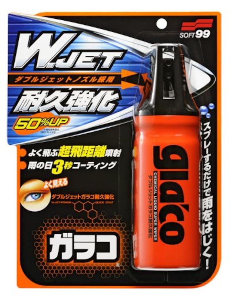 SOFT99 ,ウィンドウケア ダブルジェットガラコ耐久強化