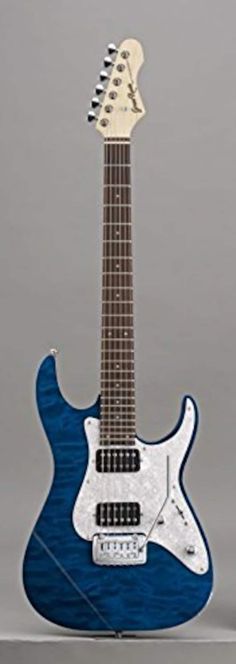 GrassRoots,エレキギター  G-MR-45R See Thru Blue