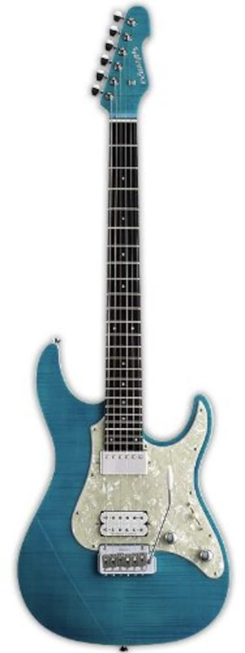 EDWARDS ,エレキギター  E-SN-125 Light Aqua