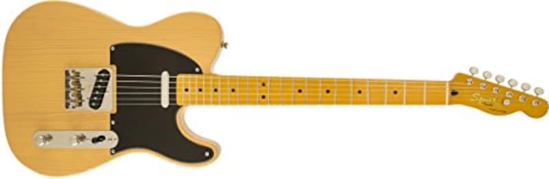 Squier ,エレキギター CLASSIC VIBE TELE 50's BTB