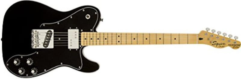 Squier ,エレキギター SQ VM TELECASTER CUSTOM BLK