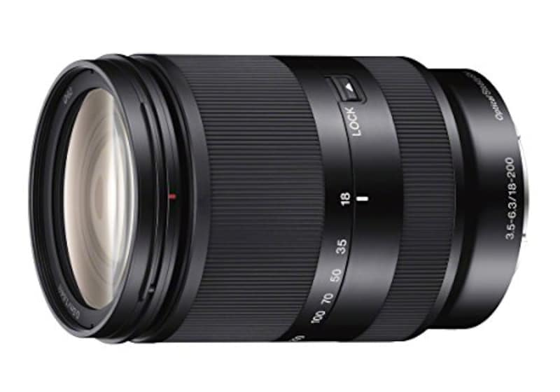 SONY E 18-200mm F3.5-6.3 OSS LEソニーEマウント用レンズ SEL18200LE