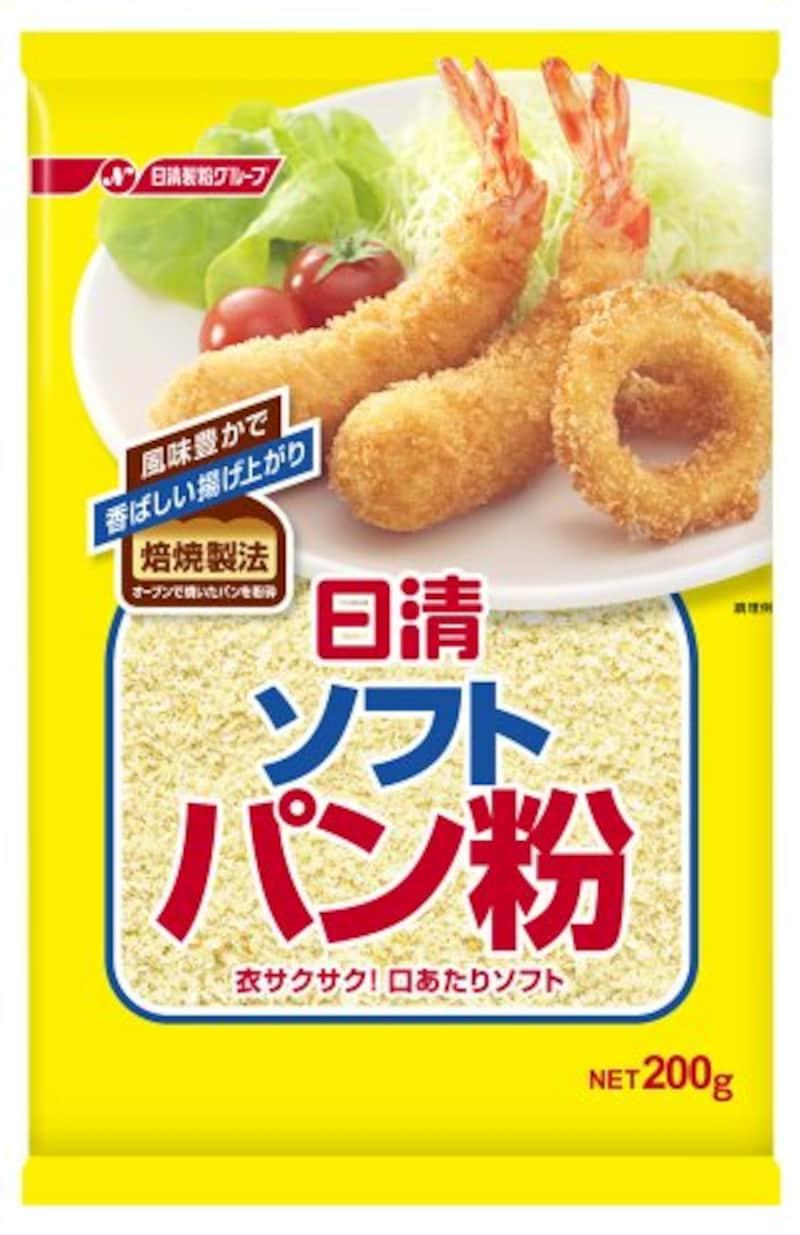 日清 ソフトパン粉 200g