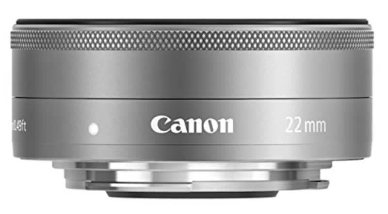 Canon 単焦点広角レンズ EF-M22mm F2 STM