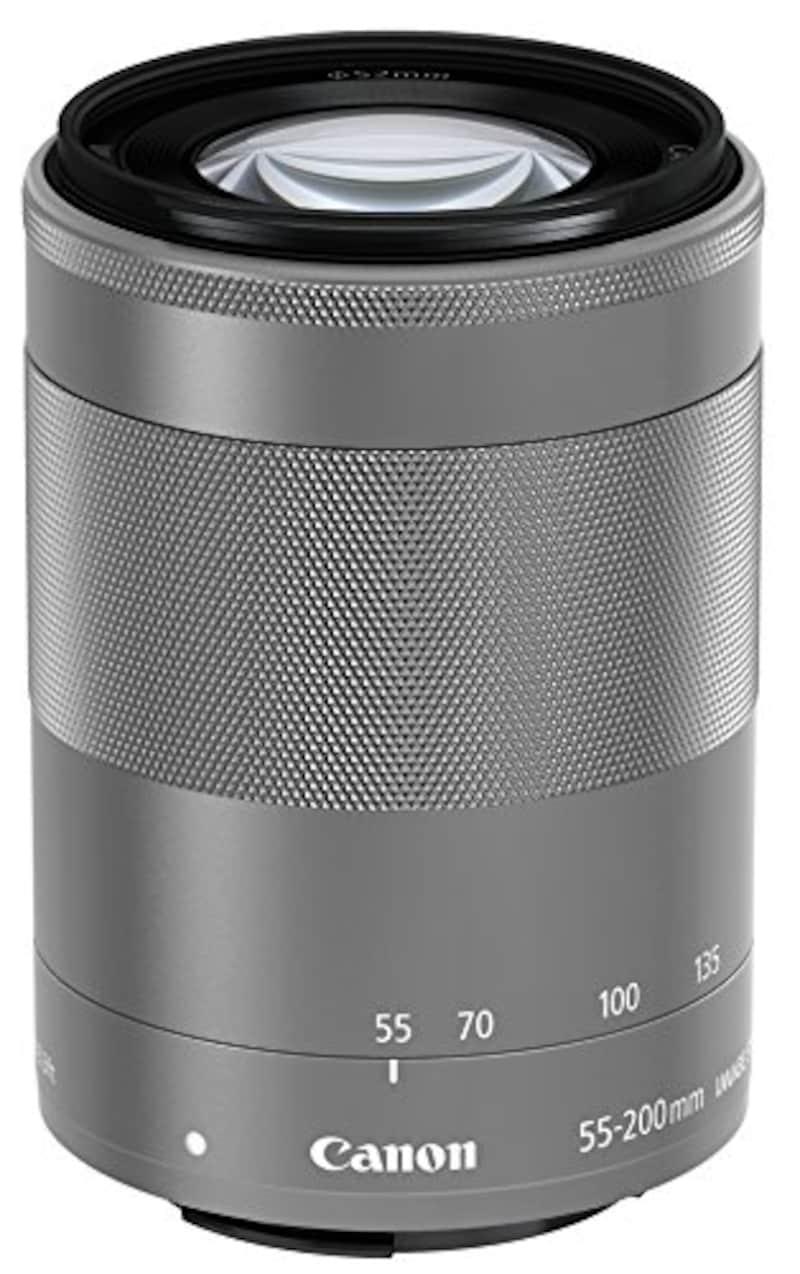 Canon 望遠ズームレンズ EF-M55-200mm F4.5-6.3 IS STM