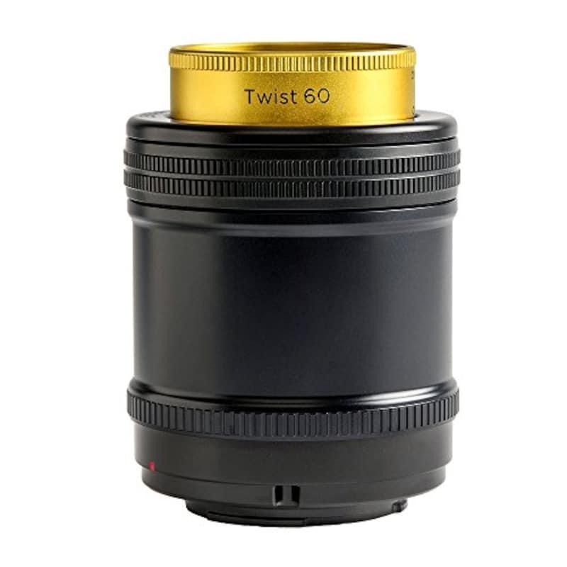 Lensbaby 単焦点レンズ twist 60 ソニー αE用