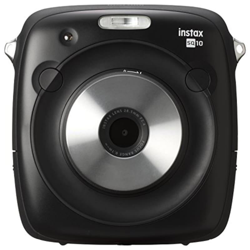 FUJIFILM ,ハイブリッドチェキSQ10 インスタントカメラ