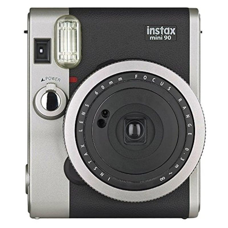 FUJIFILM ,インスタントカメラ チェキ 90 ネオクラシック