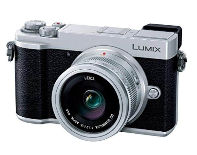 Panasonic, ミラーレス一眼カメラ ルミックス GX7MK3 単焦点ライカDGレンズキット(シルバー)