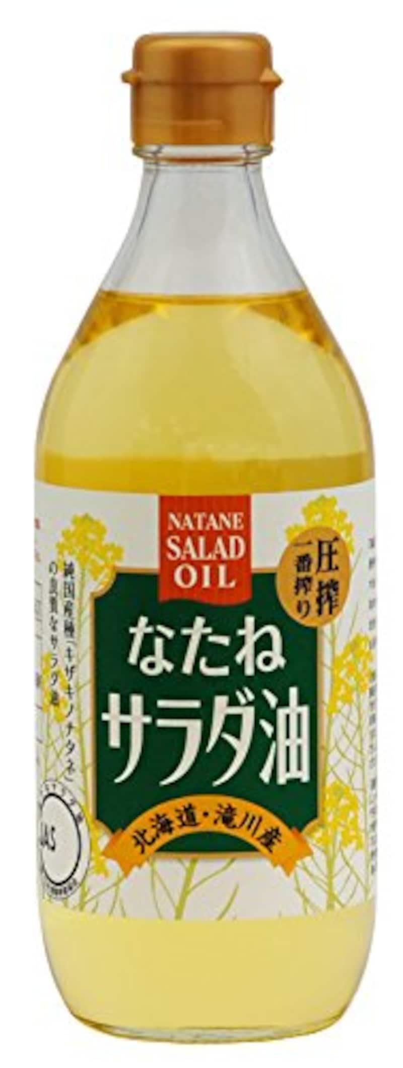 ムソー, 国産なたねサラダ油 450g