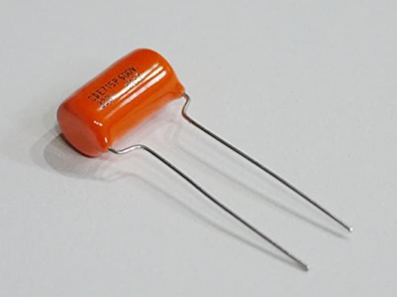 オレンジドロップ コンデンサー 0.022uF SPRAGUE ORANGE DROP 715P 223 600V
