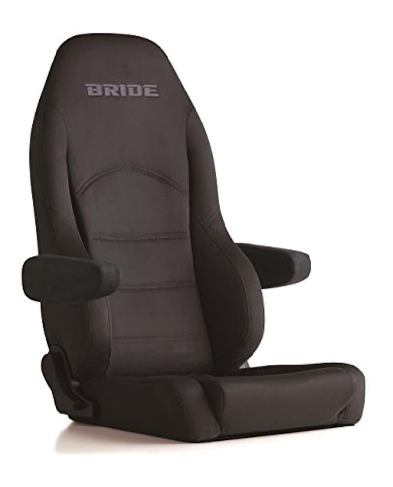 BRIDE リクライニングシート DIGOIII LIGHT CRUZ チャコールグレー D44KKN