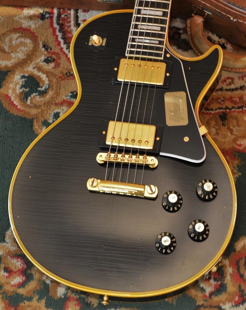 Gibson,Custom Shop 1968 Les Paul Custom Lightly Aged/Ebony