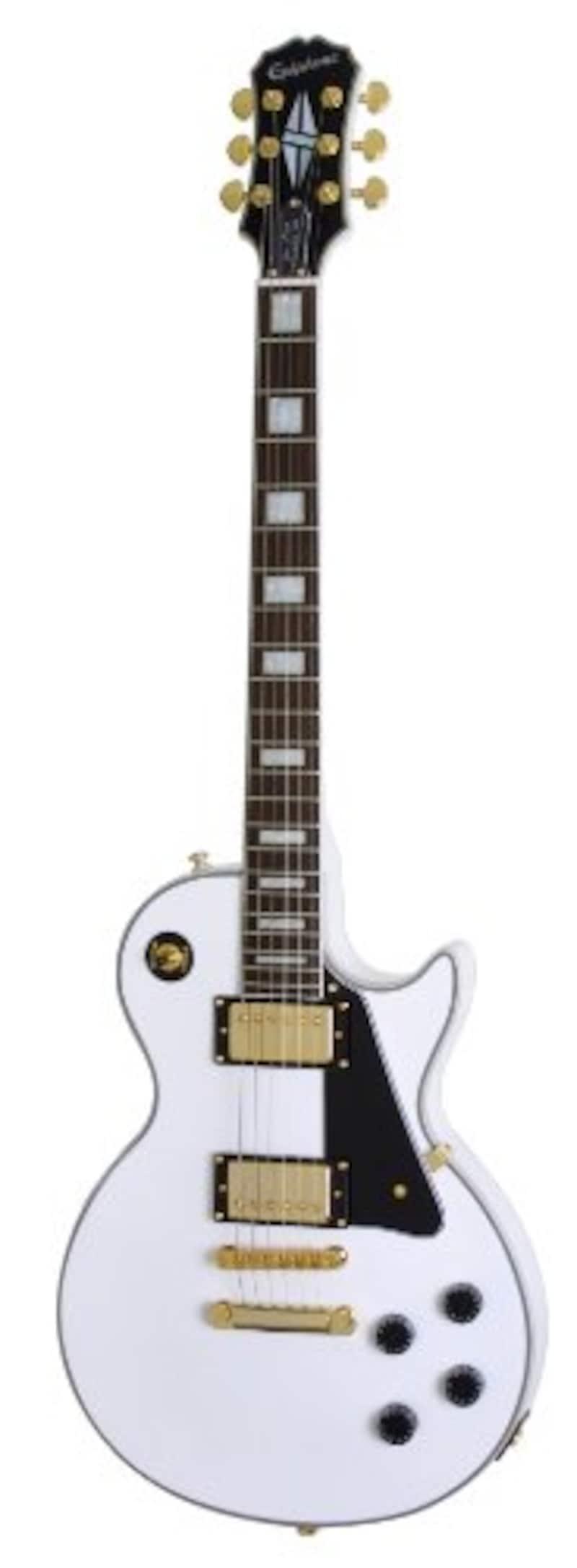 Epiphone, Les Paul Custom Pro Alpine White