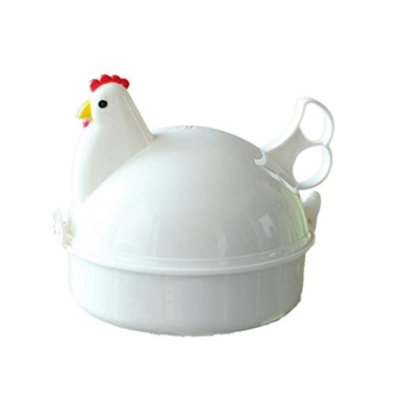 コッコクック レンジでゆで卵