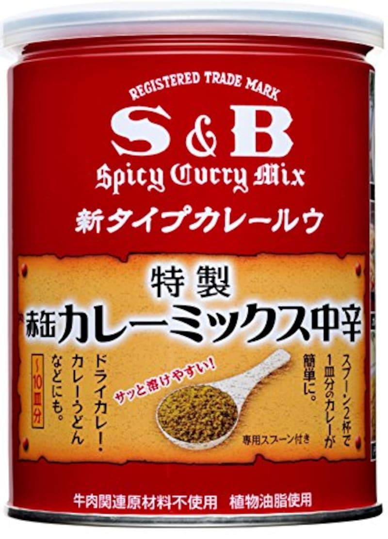 S&B 赤缶 カレーミックス200g