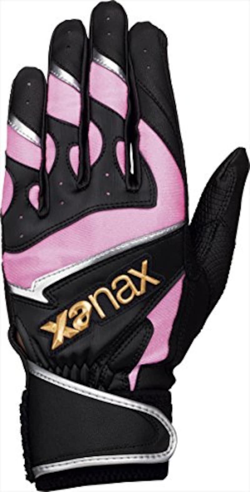 XANAX(ザナックス) バッティング手袋 両手 BBG-80 S