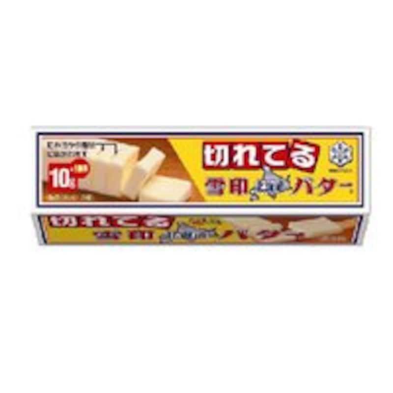 雪印メグミルク,北海道バター 10gに切れてる 100g