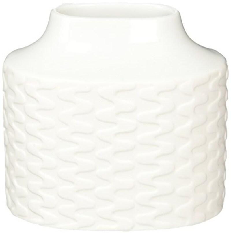 白山陶器,ターンフラワーベース (大) / 花瓶