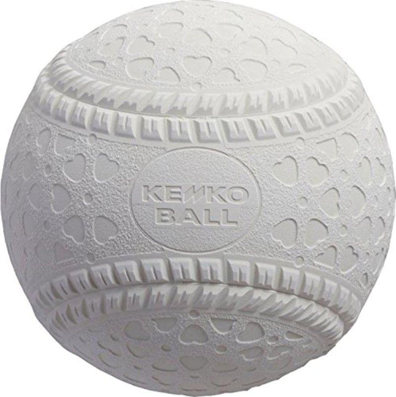 ナガセケンコー(KENKO) 軟式 野球 ボール 公認球 M号 (一般・中学生用)