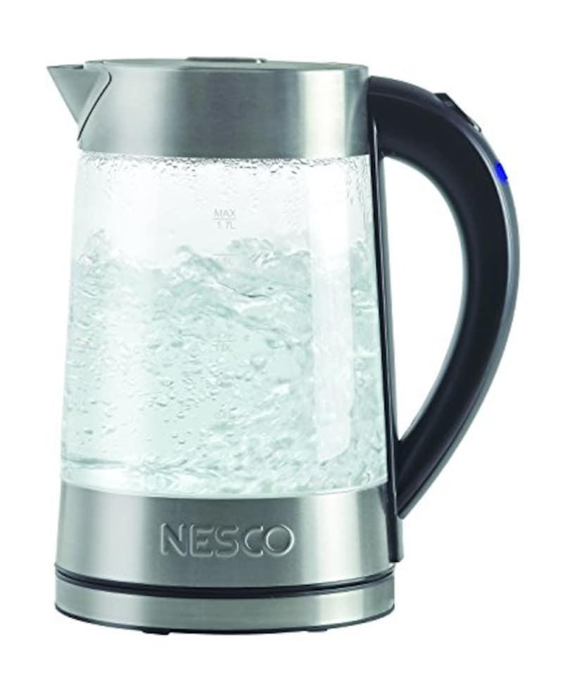 Nesco(ネスコ),Electric Glass Water Kettle,GWK-02