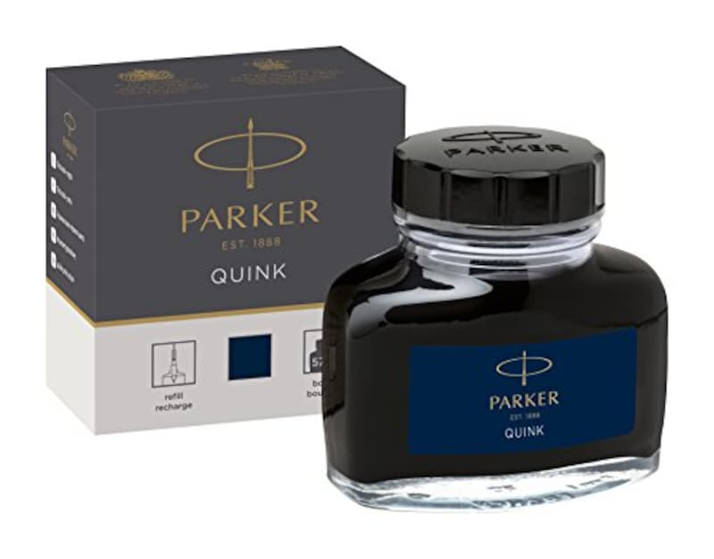 PARKER(パーカー),ボトルインク クインク ブルーブラック 57ml,S1162120