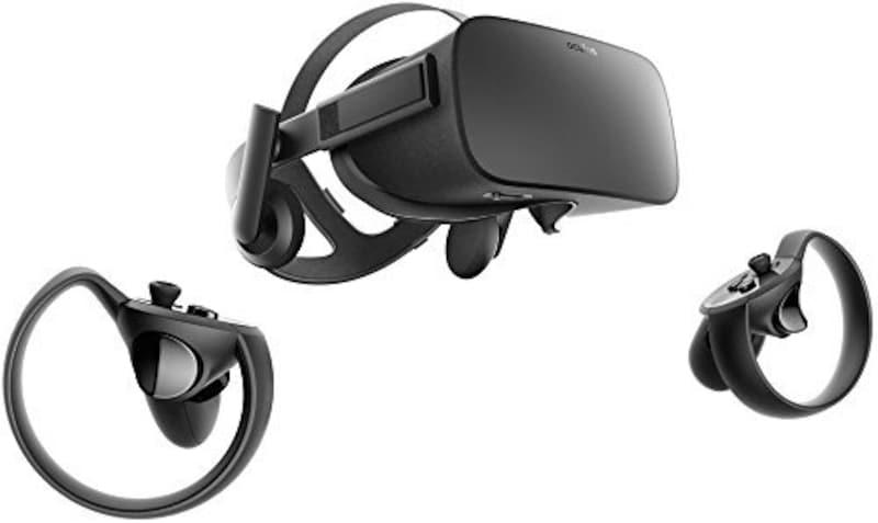 Oculus Rift (Oculus Touch 同梱版)