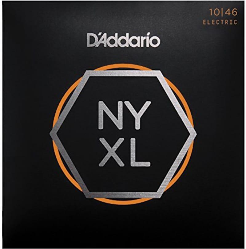 D'Addario, エレキギター弦 NYXL Regular Light .010-.046 NYXL1046
