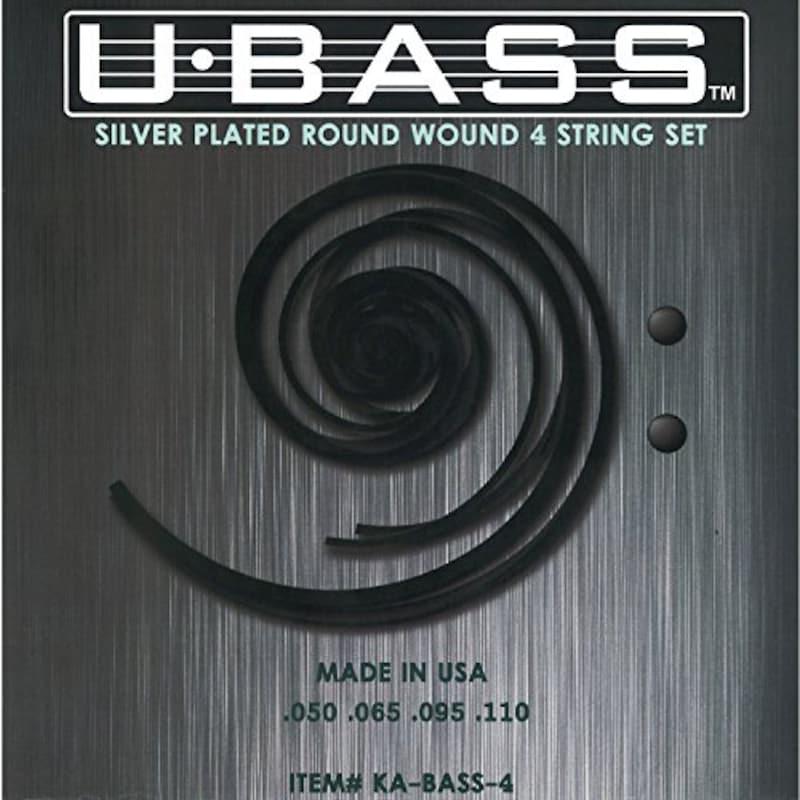 KALA ,ベース弦セット   ウクレレベース ワウンドタイプ KA-BASS4 U-BASS,KA-BASS4 U-BASS