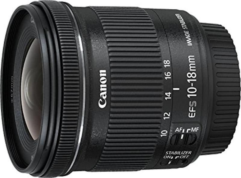 Canon EF-S10-18mm F4.5-5.6 IS STM APS-C専用