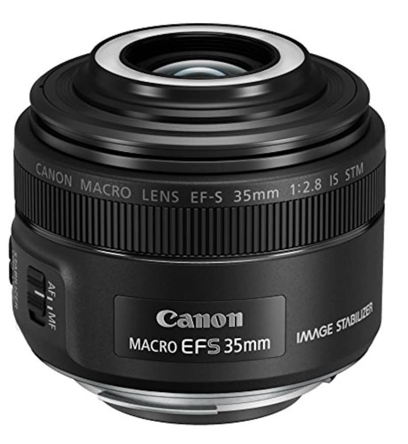 Canon EF-S35mm F2.8 マクロ IS STM APS-C専用