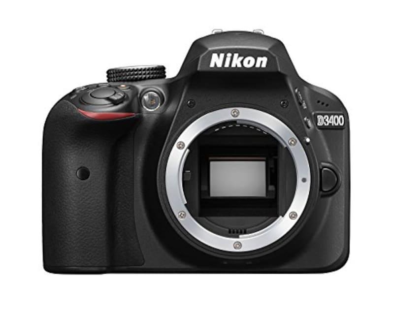 Nikon(ニコン),D3400,D3400BK