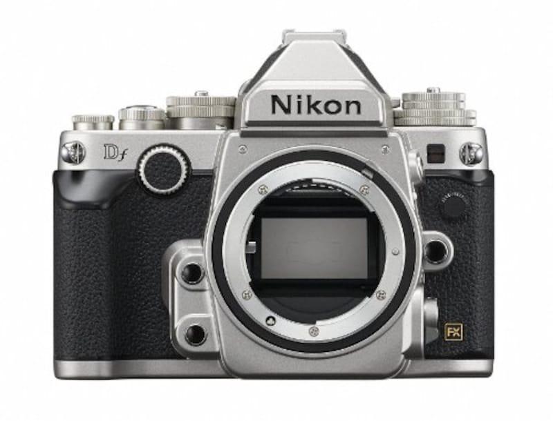 Nikon(ニコン),Df シルバー,DFSL